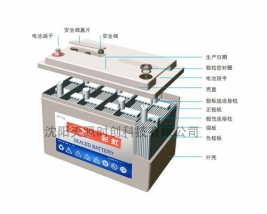 彩虹GFM系列蓄电池